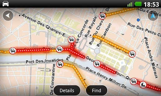 TomTom Europa - screenshot thumbnail