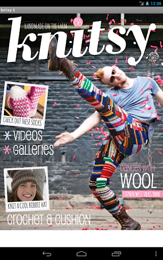 Knitsy Issue 6