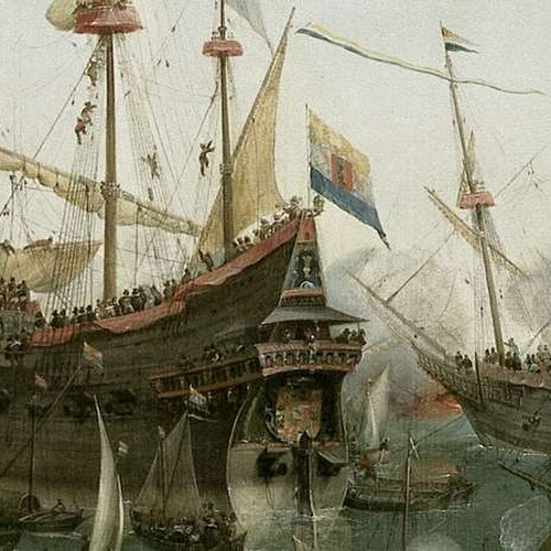 1595-1616 The route to the Indies - Timeline Dutch History