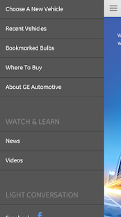 GE Auto Bulb Finder- screenshot thumbnail