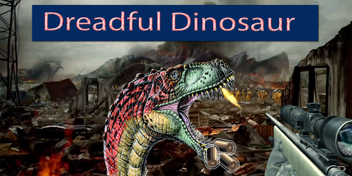 Angry Dino:City Attack