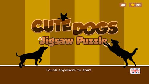 無料ジグソーパズル Dog Jigsaw Puzzles