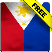Philippines flag free lwp