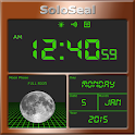 Moon Phase Alarm Clock icon