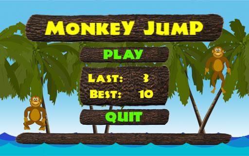 Monkey Jump Adfree