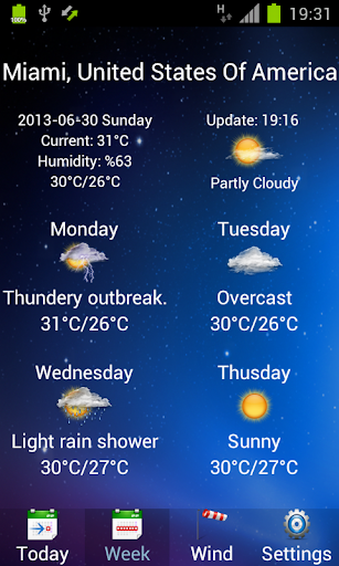 Weather Condition Online
