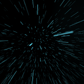 Starfield Warp Live Wallpaper