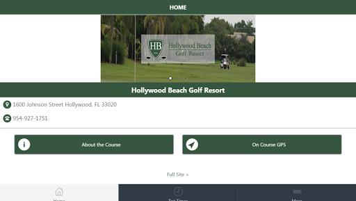 Hollywood Beach Golf Resort