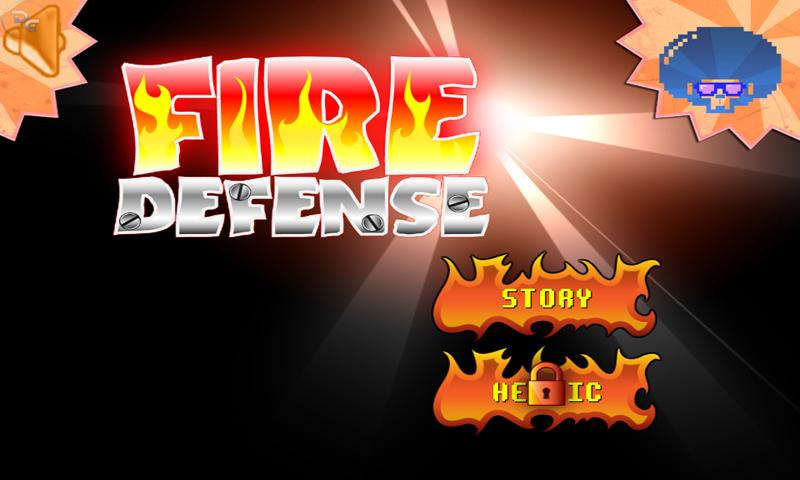 Fire Defense - screenshot