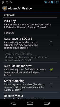 Album Art Grabber 6.0 screenshot 327536