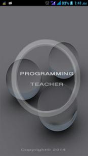 Programming Teacher