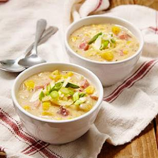 Squash & Corn Chowder