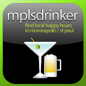 MPLS Drinker Happy Hour Finder