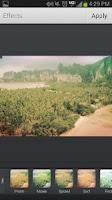 Screenshot of Aviary Effects:  Tidal