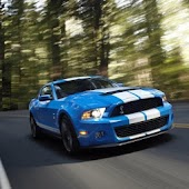Ford Mustang Live Wallpaper HD