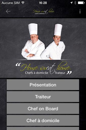 免費熱門商業使用app Chef@home!