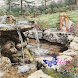 Meadow Fountain Live Wallpaper