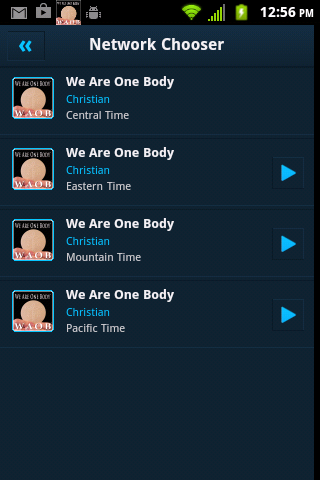 We Are One Body - Central- screenshot