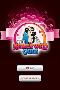 The Newlywed Quiz - screenshot thumbnail