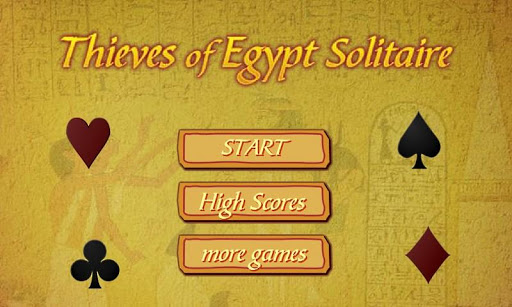 Egypt Solitaire Free