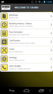 13CABS Taxi - screenshot thumbnail