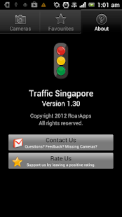 Traffic Cam Singapore FREE - screenshot thumbnail