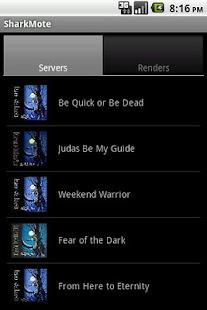 SharkMoteFree- screenshot thumbnail