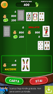 Italian Blackjack - screenshot thumbnail