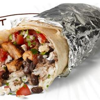 Chipotle Burrito Copycat