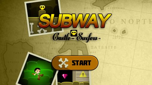 Subway Castle Surfers