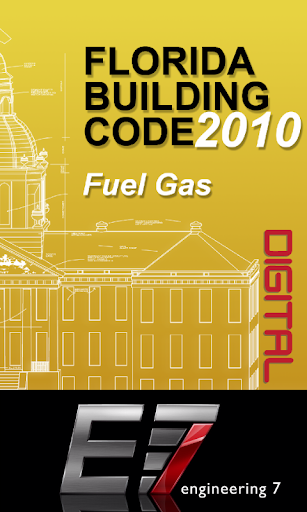 '10 Florida Fuel Gas Code