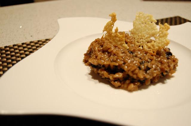 Penny Cap Mushroom Risotto Recipe