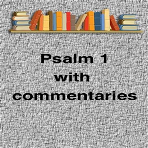 Psalm 1 with Commentaries LOGO-APP點子