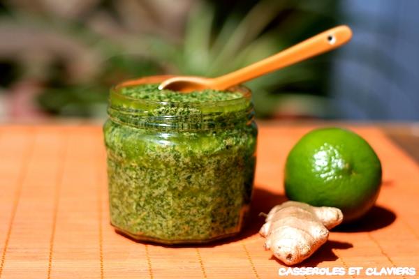 Thai Pesto Recipe