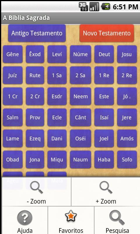 Holy Bible Joao de Almeida - screenshot