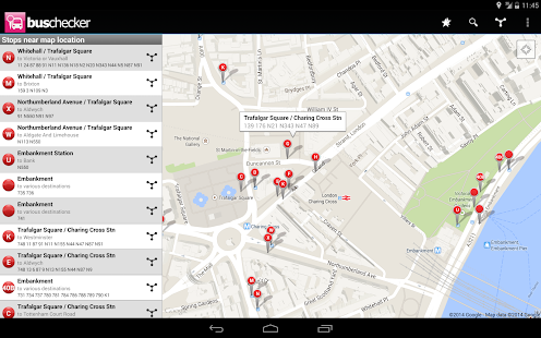 London Bus Checker Live Times Screenshot 21