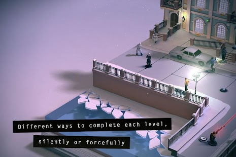 Hitman GO 1.12.86482 (Original & Mods) Apk + Data