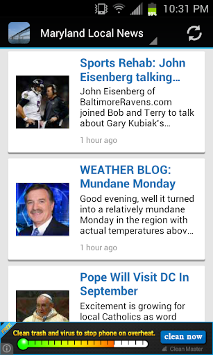 Maryland Local News