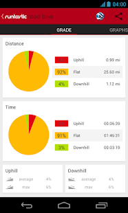 Runtastic Road Bike PRO - screenshot thumbnail