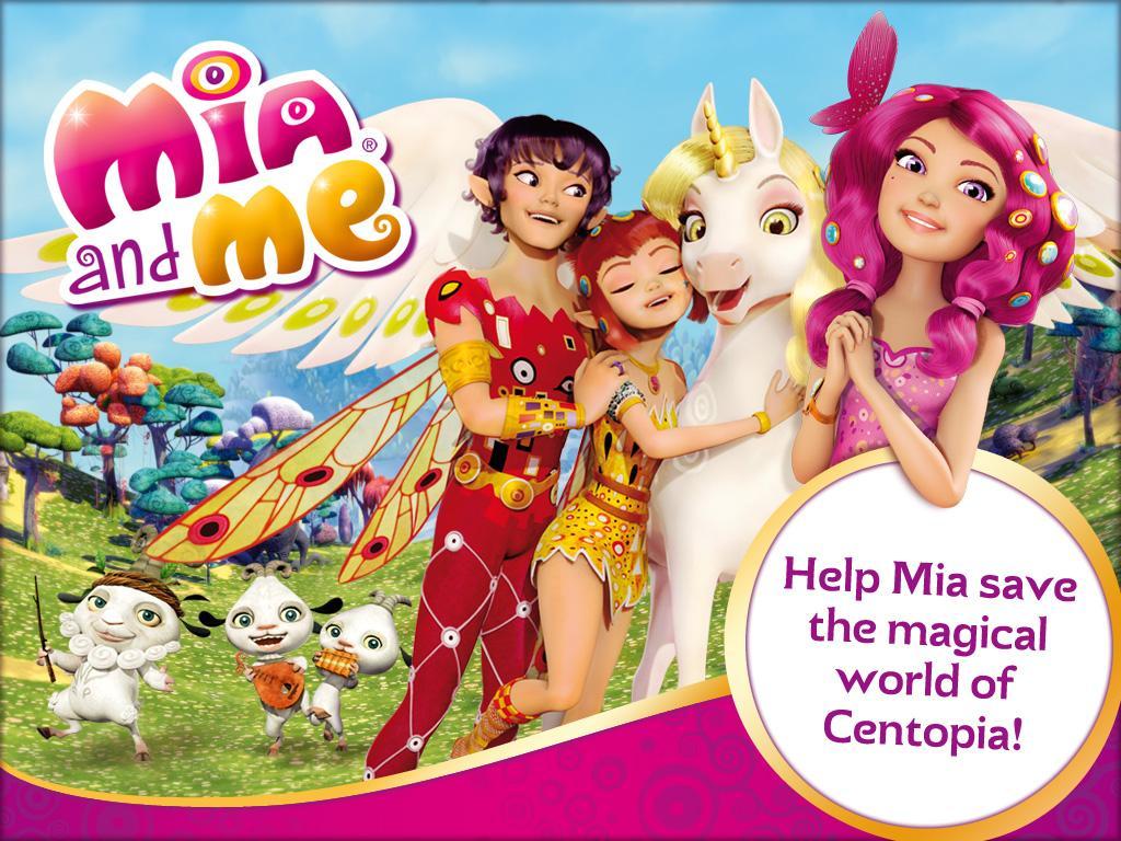 Mia and Me - screenshot