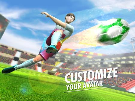 World Football Real Cup Soccer 1.0.6 screenshot 676426