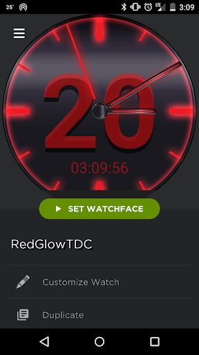 GlowTDC