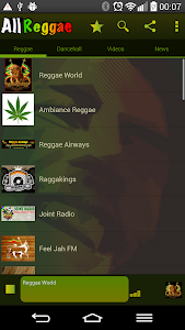 All Reggae Radio screenshot 1