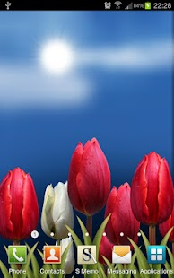Flowers HD Free Live Wallpaper- screenshot thumbnail
