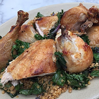 The Perfect Roasted Chicken Recipe Anybody Can Make