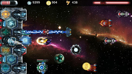 Galaxy Defender: Battlestation 1.09 screenshot 25762