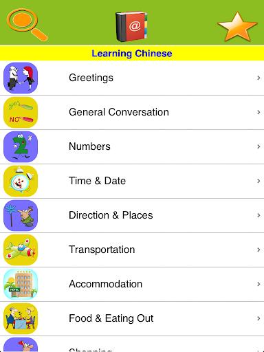 Speak Chinese