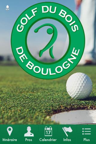 Golf du Bois de Boulogne