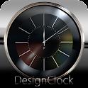 【men'sDesignClock】アナログ時計ウィジェット