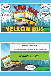 The Big Yellow Bus - screenshot thumbnail